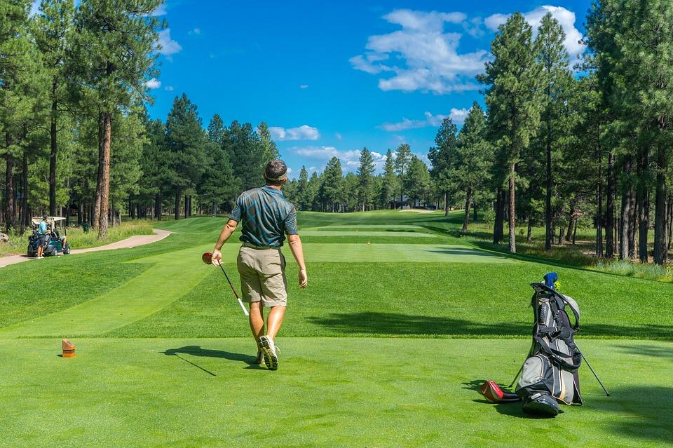 Play Golf using GPS Device